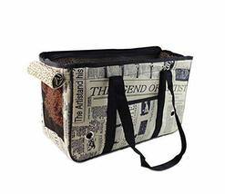 PANDA SUPERSTORE [British Street] Fashion Pet Carriers Tote Bag Dogs Cats