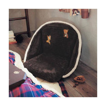 Disney Chip & Dale Mini Bore Seat Chair Fur Folding Chair Cushion Chair ... - $223.74