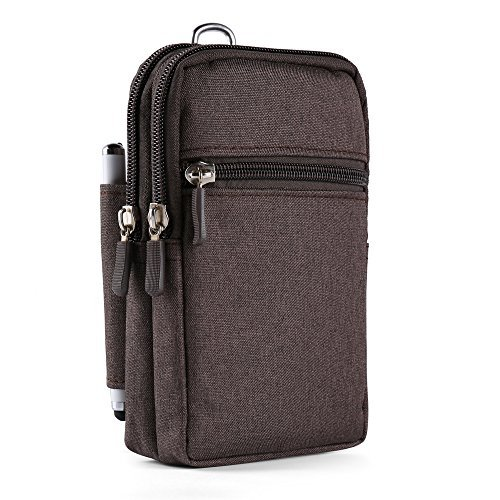 Primary image for Brown Travel Protective Carrying Case Accessories for Nintendo Switch