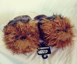 STARWARS  NWT Chewbacca Slippers with a New Star Wars Tote bag. - $22.70