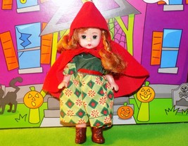 Little Red Riding Hood Madame Alexander Doll McDonalds Happy Meal Toy 20... - $12.86