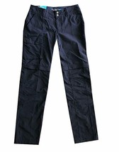 Columbia Womens Blue Omni Shade PFG Convertible Shorts Pants Sz 8 Reg 60... - $59.35