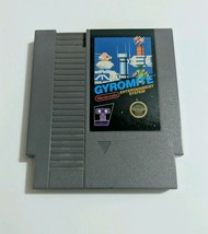 Gyromite Nintendo Nes Cleaned & Tested - $5.67