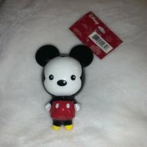 Hallmark Disney Mickey Mouse Decoupage Christmas Holiday Ornament New 2016 - $15.00