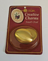 Mill Hill Creative Charms Small Oval for Mounting Finished Needlework - $6.79