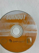 Authentic Burnout Gamecube Game TESTED - $8.59