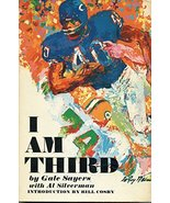 I Am Third Gale Sayers; Bill Cosby and Al Silverman - $14.85