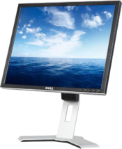 "Dell UltraSharp 1907FP 19"" SXGA LCD Monitor 1280x1024, 5:4, 8ms, DVI, VG... - $102.14"