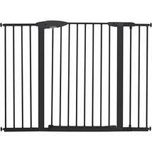 "Munchkin Easy Close XL Metal Baby Gate, 29.5"" - 51.6"" Wide, Black, Model... - $57.35"