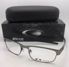 New OAKLEY Titanium Eyeglasses METAL PLATE OX5038-0355 55-18 140 Light Frames