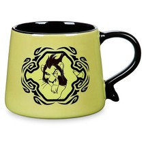 Disney Villains The Lion King Scar Coffee Mug New - $22.02