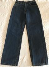 Arizona Boy's Relaxed Fit Wide Leg Denim Blue Jeans Size 18 Regular (27 x 31) - $10.95