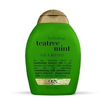 Organix Hydrating Teatree Mint Shampoo 13 OZ - Buy Packs and SAVE (Pack of 2) - $32.66