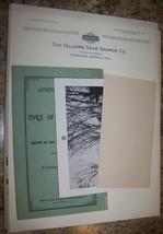 LOT ANTIQUE SPRINGFIELD VERMONT EPHEMERA FELLOWS GEAR BILLHEAD AUDITOR R... - $9.89