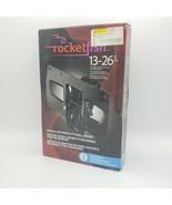 Rocketfish Full-Motion TV Wall Mount 13 14 15 16 17 18 19 20 21 22 23 24... - $18.61