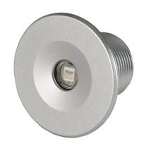 Lumitec Echo Courtesy Light - Brushed Housing - White Light [112203]  - $33.99