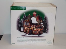 Dept 56 Dickens Village Wingham Lane Parrot Seller #58449- - $38.22