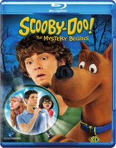 Scooby-Doo-Mystery Begins (Blu-Ray/DVD/Dcod/Combo/Ff-16X9/French Sub)