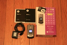 Allel Moto VE465 Motorola Flip Phone Used in Box - $5.50