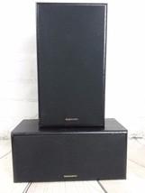 Set- 2 Magnavox Surround Speakers Front Main & ... - $16.83