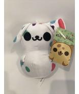 "KLEPTODOGS PLUSH Dots Stuffed Animal 6.5"" Klepto Dog Hyperbeard New A10E - $13.95"