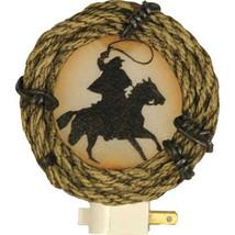 Roping Cowboy Night Light - $19.95
