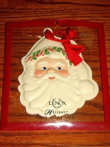 Lot of 4 Christmas Lenox Cookie Press Santa Rocking Horse Teddy Bear Nut... - $21.95