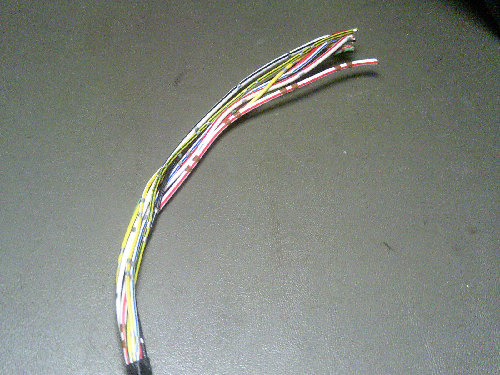 Primary image for 98 Accord EX 4 Door RH Side Rear Door Wiring Harness Pigtail RUNS TO BODY SIDE