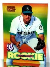 1995 Sportflix/Sportflics #141 Alex Rodriguez ROOKIE, A-Rod, Mariners, Y... - $39.19