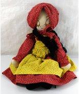 Rag Doll - $12.00