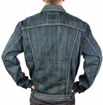 Levi's Men's Premium Classic Cotton Button Up Denim Jeans Jacket 705890019 image 4