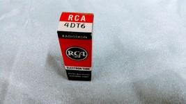 Vintage RCA Miniature Electron Tube 4DT6 - NOS - $12.95