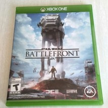 Star Wars Battlefront Xbox One Microsoft Video Game - $7.52