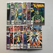 Lot of 14 Uncanny X-Men (1963 1st Series) from #234-250 VF Very Fine - $64.35