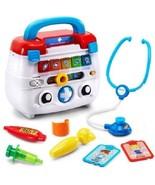 Childs Doctors Kit Toy Vtech Pretend Light Up Sound Kids Activity Playse... - $32.55