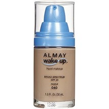 Almay Wake-Up Liquid Makeup, Neutral-040 by Almay - $29.39