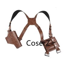 Nathan Drake Cosplay Shoulder Strap With Holster Uncharted 4 A Thief's End Cospl - $39.00