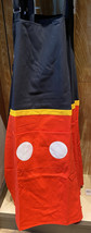 Disney Parks Mickey Mouse Pants Chef Apron NEW - $42.00