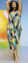 RIXO for Target Womens Patchwork Dress Size L NWT - $89.05