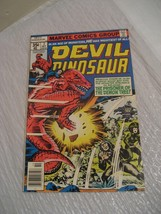 DEVIL DINOSAUR #7 vf condition 1978 marvel comic book - $9.99