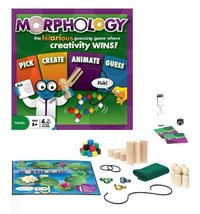 Morphology - The Hilarious Guessing Board Game - $14.36