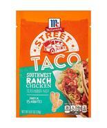 McCormick Street Taco Southwest Ranch Chicken Seasoning Mix, 0.87 oz - $4.90