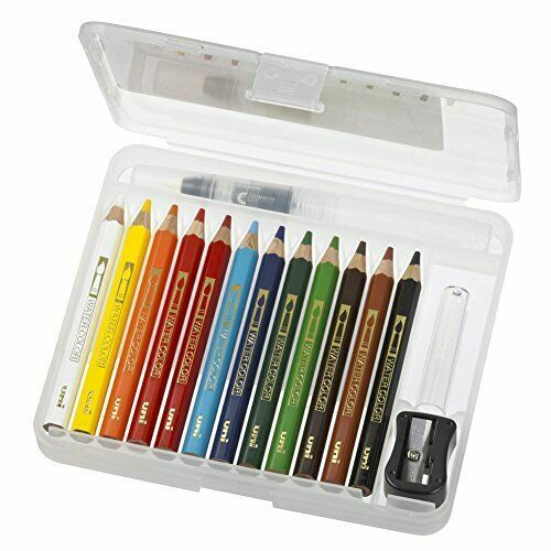 Uni Mitsubishi Pencil Water color compact color 12 UWCNCS12C1