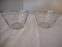 2 Pampered Chef 3/4 Cup / 175 mL Prep Bowls measuring cups - $19.79