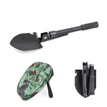 Pyle Compact Folding Tactical Utility Shovel - $84.62 CAD