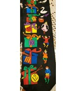 """Don Loper ~ Beverly Hills ~ 100% Imported Silk ~ 56"""" Multicolored Necktie - $15.84"""