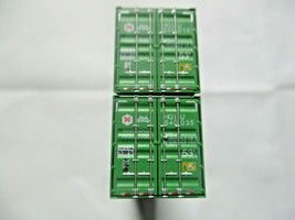Jacksonville Terminal Company # 537017 HUB GROUP 53' 8-55-8  Container N-Scale image 2