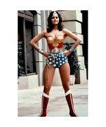 Lynda Carter as Wonder Woman TV Poster Print 24x36 Unframed  - $18.00