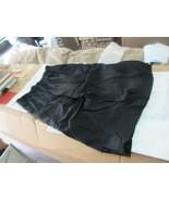 Women's Black Skirt  , For The Larger Women , Vintage - $25.00