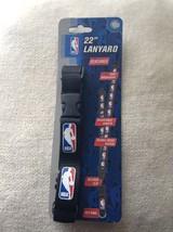 """NBA General 22"""" Adjustable Lanyard w Release Key Ring - $8.79"""